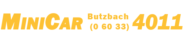 Minicar Butzbach